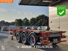 Trailer LAG O-3-CC 01 ADR 1x 20 ft 1x30 ft Liftachse tweedehands containersysteem