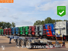 Van Hool container semi-trailer Slider Multifunctional 2x20-1x30-1x40-1x45 Ft.