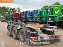 Semirimorchio portacontainers Van Hool 20 Ft. ADR BPW