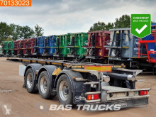 Semitrailer Van Hool 20 Ft. ADR BPW containertransport begagnad