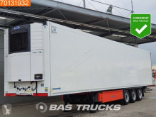 Krone mono temperature refrigerated semi-trailer Carrier Vector 1550 Doppelstock Palettenkasten Liftachse