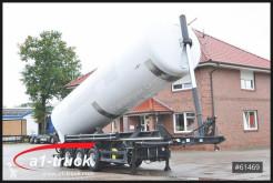 Trailer tank Spitzer Kippsilo 53m³ Lenkachse 24V Hydraulik,