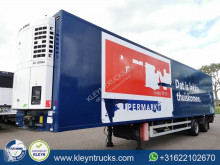 Samro mono temperature refrigerated semi-trailer SD 33 FH