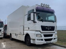 MAN car carrier semi-trailer TGX 18.360