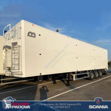 Menci SM 136 A semi-trailer new chassis