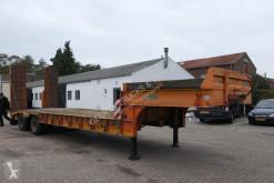 Semirimorchio trasporto macchinari Trailer FULL SPRING HYDRAULIC RAMPS