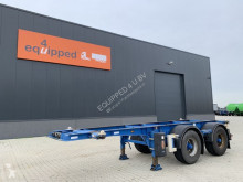 LAG 20FT, BPW, ADR, TÜV: 13/8/2021, 3.120KG semi-trailer used