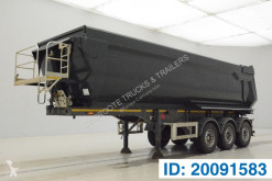 MOL tipper semi-trailer 27 cub in steel