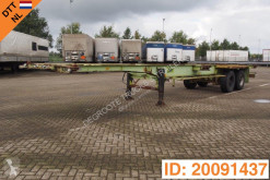 Semirimorchio portacontainers Van Hool 2 x 20-40 ft skelet