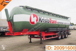 Atcomex Kipbulk silo semi-trailer used tanker