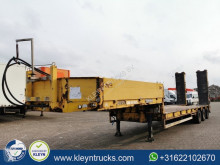 Goldhofer STZ-L3-38/80 semi-trailer used heavy equipment transport