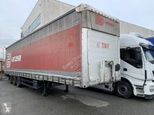 Semirimorchio centinato alla francese Schmitz Cargobull