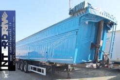 TecnoKar Trailers billenőkocsi hulladékvasnak félpótkocsi semirimorchio ribaltabile 55m3 per rottami usato