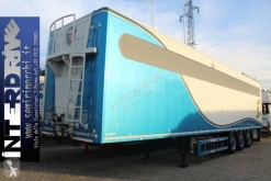 Menci semirimorchio piano mobile 92m3 rifiuti semi-trailer used self discharger