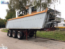 Kipper Steel chassis semi-trailer used tipper