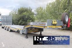 Ceylan Treyler carrellone con rampe doppie buche nuovo semi-trailer new heavy equipment transport