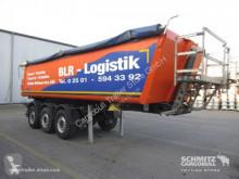 Schmitz Cargobull Kipper Alukastenmulde 27m³ semi-trailer used tipper