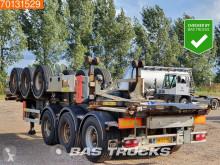 Návěs Van Hool 3B2015 ADR 1x 20 ft 1x30 ft Liftachse použitý