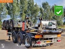 Semirimorchio Van Hool 3B2015 ADR 1x 20 ft 1x30 ft Liftachse usato