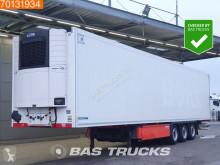 Semirimorchio frigo monotemperatura Krone Carrier Vector 1550 Doppelstock Palettenkasten Liftachse