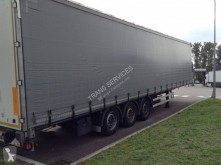 Fruehauf tautliner semi-trailer Maxi Speed