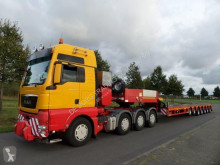 Trailer Faymonville F-S47-1AAA Double Extendable Semi Low Loader tweedehands dieplader