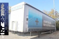 Kögel tarp semi-trailer semirimorchio centinato 2assi mega volume usato