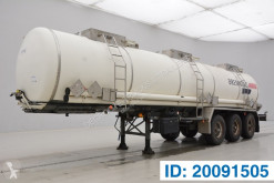 LAG food tanker semi-trailer Tank 22500 liter
