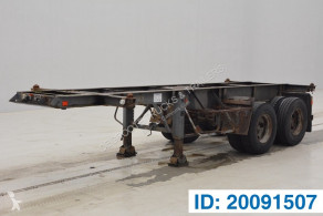 LAG container semi-trailer 20 ft skelet