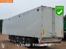 Knapen K20L 87m3 6mm Floor Steer- & Liftaxle used other semi-trailers