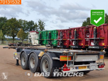 Semi remorque Van Hool 3B2015 ADR 1x 20 ft 1x30 ft Liftachse porte containers occasion