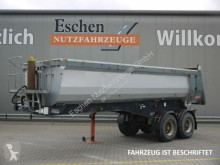 Langendorf tipper semi-trailer SKS-HS 18/27, 22 m³, BPW, Luft, Podest, Trommel
