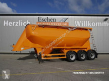 Spitzer SF 2734/2P Silo, Alu Felgen, 2 Domdeckel, BPW semi-trailer used powder tanker