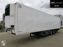 Krone SD / Carrier 1550 / Doppelstock / ATP bis 2022 semi-trailer used insulated