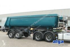 Semi remorque benne Schmitz Cargobull SKI 18, Stahl, 25m³, Luft-Lift, SAF-Achsen