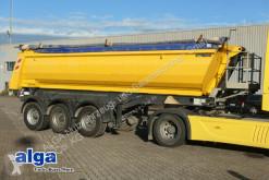 Meiller tipper semi-trailer MHPS 41/3, Stahl 25 m³./3 achser/Lift/Luft