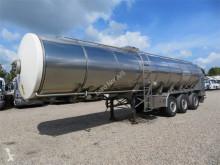 Tanker semi-trailer Various VI-TO 32.000 l. Rustfri Stål
