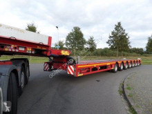 Faymonville F-S47-1AAA semi-trailer used heavy equipment transport