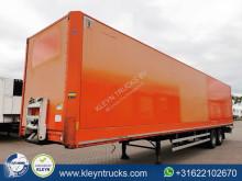 Krone Dry Liner semi-trailer used
