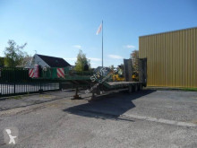 Kaiser Porte-engins semi-trailer used heavy equipment transport