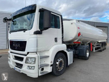 Parcisa CCAE-150/188-38 semi-trailer used tanker