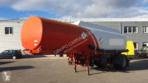 Cobo semi-trailer used tanker