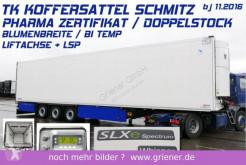 Yarı römork Schmitz Cargobull SKO 24/BI TEMP /PHARMA /DOPPELSTOCK spectrum !!! izoterm ikinci el araç
