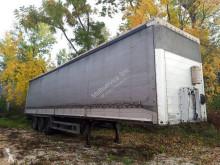 Náves Schmitz Cargobull S01 valník s bočnicami a plachtou ojazdený