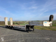 Semirimorchio trasporto macchinari Asca Surbaissé