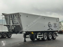 Semi remorque benne Wielton GRAS / TIPPER 42 M3 / FLAP DOORS / PERFECT /2016
