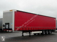 Yarı römork tenteli platform Wielton CURTAINSIDER/STANDARD / LIFTED AXLE/ NEW TIRES