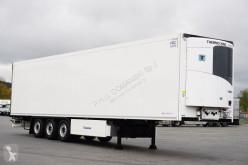 Krone - CHŁODNIA / HAKÓWKA / THERMO KING / OŚ PODNOSZONA semi-trailer used refrigerated