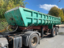 Trailor semi-trailer used tipper