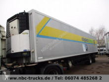 Rohr refrigerated semi-trailer RSK 30 TK 2.ACHS KÜHLER * CARRIER MAXIMA 1200
